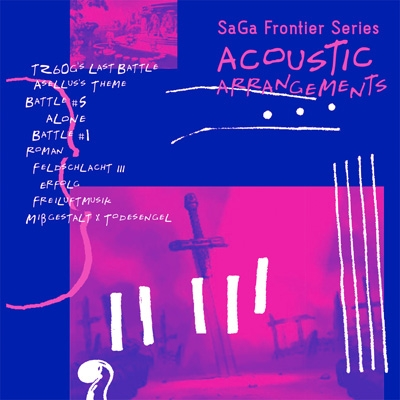 SaGa Frontier Series ACOUSTIC ARRANGEMENTS