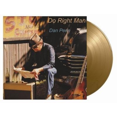 Do Right Man (カラーヴァイナル仕様/180グラム重量盤レコード/Music On Vinyl)