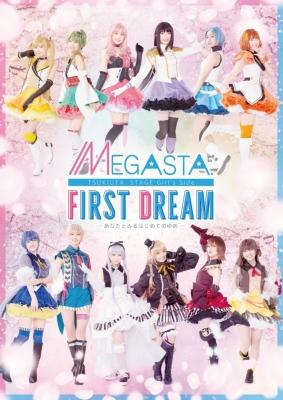 【DVD】2.5次元ダンスライブ「ツキウタ。」ステージ Girl's Side MEGASTA.『ゆめのかけら -メガステのススメ-』