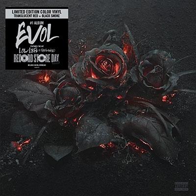 Evol (5th Anniversary)【2021 RECORD STORE DAY 限定盤】(半透明レッド&ブラックスモーク・ヴァイナル仕様/12インチアナログレコード)