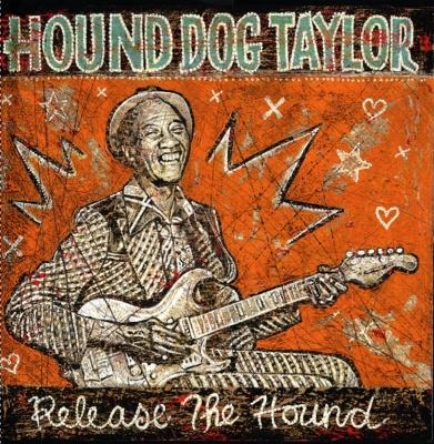 Release The Hound この猟犬スライドに憑き -未発表ライヴ (国内盤/帯付/アナログレコード)