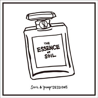 THE ESSENCE OF SOIL 【完全限定プレス】(アナログレコード)