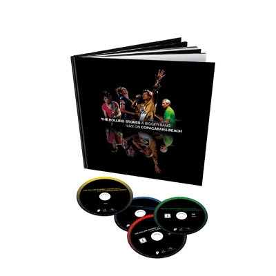 Bigger Bang: Live On Copacabana Beach 【Blu-rayデラックス・ヴァージョン】(2SD Blu-ray+DVD+2SHM-CD)