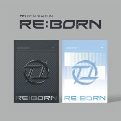 1st Mini Album: RE:BORN (ランダムカバー・バージョン)