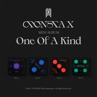 Mini Album: One Of Kind (ランダムカバー・バージョン)