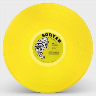 Don't Laugh (Richie Hawtin Remix)(イエロー・ヴァイナル仕様/12インチシングルレコード)