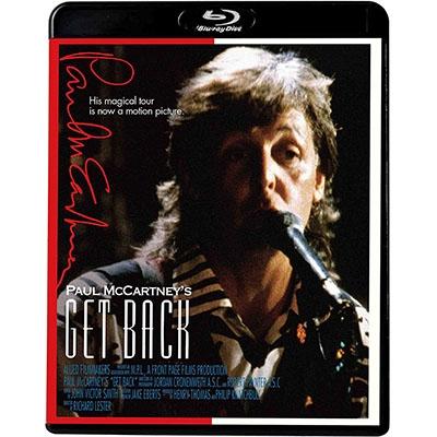 GET BACK (Blu-ray)