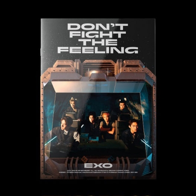 DON'T FIGHT THE FEELING (Photo Book Ver.2)