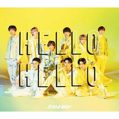 HELLO HELLO【初回盤A】(+DVD)