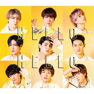 HELLO HELLO 【初回盤B】(+DVD)
