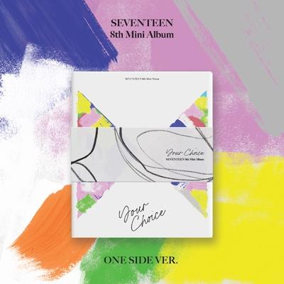 《エントリーカード付き》 8th Mini Album 「Your Choice」 (ONE SIDE Ver.)