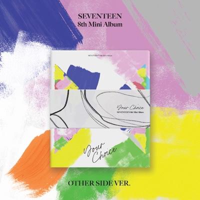 《エントリーカード付き》 8th Mini Album 「Your Choice」 (OTHER SIDE Ver.)
