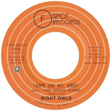 Aht Uh Mid Hed (Feat.John Arthur Bigham)/ Put On Train (7インチシングルレコード)