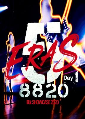B'z SHOWCASE 2020 -5 ERAS 8820-Day1 (Blu-ray)