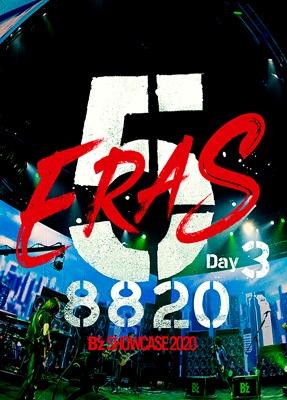 B'z SHOWCASE 2020 -5 ERAS 8820-Day3 (Blu-ray)