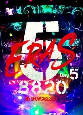 B'z SHOWCASE 2020 -5 ERAS 8820-Day5 (DVD)