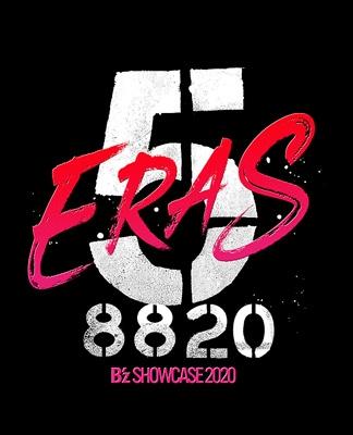 B'z SHOWCASE 2020 -5 ERAS 8820-DAY1〜5 COMPLETE BOX 【完全受注生産限定】(DVD 6枚組)《全額内金》