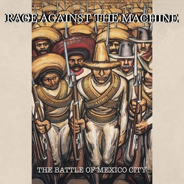Battle Of Mexico City【2021 RECORD STORE DAY 限定盤】(カラーヴァイナル仕様/アナログレコード)