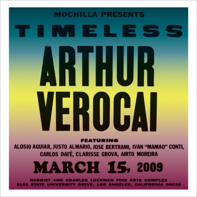 Mochilla Presents Timeless: Arthur Verocai【2021 RECORD STORE DAY 限定盤】(2枚組アナログレコード)