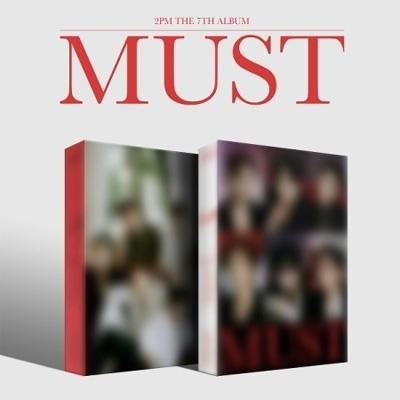 7th Album: MUST (ランダムカバー・バージョン)