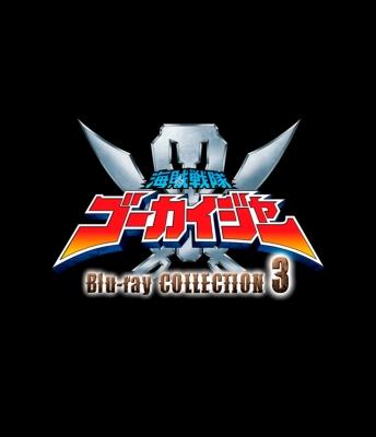 スーパー戦隊シリーズ 海賊戦隊ゴーカイジャー Blu-ray COLLECTION 3<完>