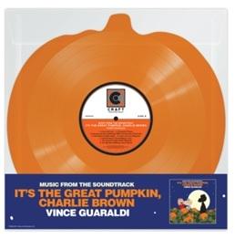 It's The Great Pumpkin, Charlie Brown (パンプキン型カラーヴァイナル仕様/アナログレコード)