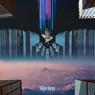 Night Birds (feat.Froya & 宮脇翔平)/Invitations (feat.Froya & 宮脇翔平)【完全限定プレス】(7インチシングルレコード)