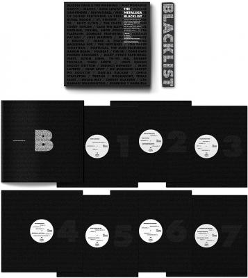 Metallica Blacklist (7枚組アナログレコード)