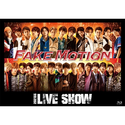 FAKE MOTION 2021 SS LIVE SHOW(Blu-ray)