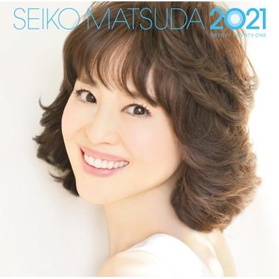 続・40周年記念アルバム 「SEIKO MATSUDA 2021」【初回限定盤】(SHM-CD+DVD)