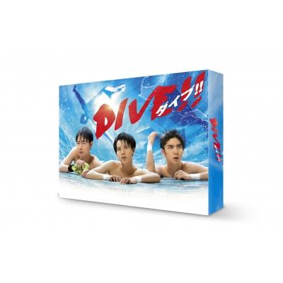 DIVE!! Blu-ray BOX