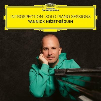 『イントロスペクション:ソロ・ピアノ・セッションズ』 ヤニック・ネゼ=セガン (アナログレコード/Deutsche Grammophon)