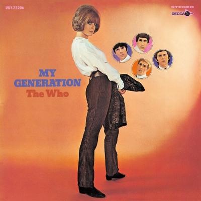 My Generation (国内盤/180グラム重量盤レコード)※入荷数がご予約数に満たない場合は先着順とさせて頂きます。