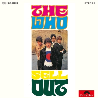 Who Sell Out (国内盤/180グラム重量盤レコード)
