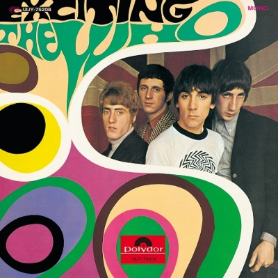 Exciting The Who (国内盤/180グラム重量盤レコード)