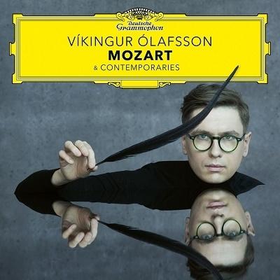 『モーツァルト&コンテンポラリーズ』 ヴィキングル・オラフソン (2枚組アナログレコード/Deutsche Grammophon)