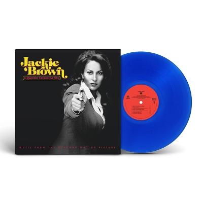 ジャッキー・ブラウン Jackie Brown オリジナルサウンドトラック (ブルー・ヴァイナル仕様/アナログレコード)