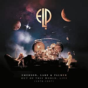 Out Of This World: Live (1970-1997)(10枚組アナログレコード)