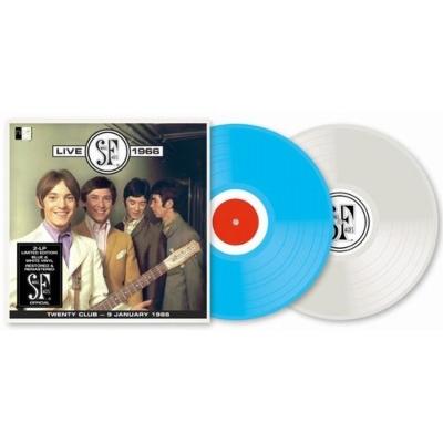 Live 1966 (ブルー&ホワイトヴァイナル仕様/2枚組アナログレコード)