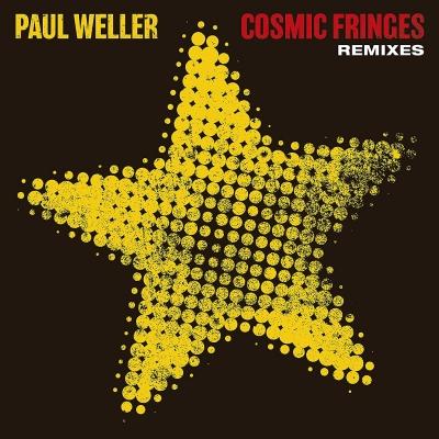 Cosmic Fringes (Remixes)(12インチシングルレコード)