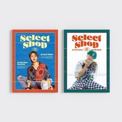 5th Mini Album Repackage: Select Shop (ランダムカバー・バージョン)