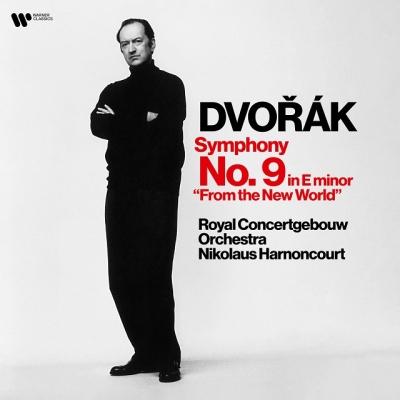 交響曲第9番『新世界より』 ニコラス・アーノンクール、ロイヤル・コンセルトヘボウ管弦楽団 (180グラム重量盤レコード/Warner Classics)