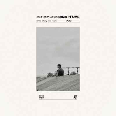 JAY B 1st EP Album: SOMO:FUME