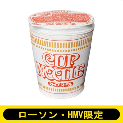 CUP NOODLE 50TH ANNIVERSARY カップヌードル ポーチ BOOK special package ver.