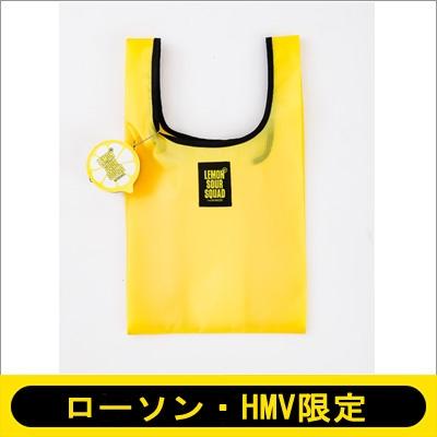 EXILE公式 LEMON SOUR SQUAD レモンポーチつき SHOPPING BAG BOOK YELLOW