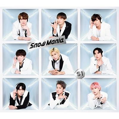 Snow Mania S1【初回盤B】(+Blu-ray)
