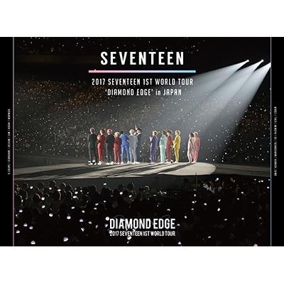 2017 SEVENTEEN 1ST WORLD TOUR 'DIAMOND EDGE' in JAPAN (Blu-ray+PHOTO BOOK)