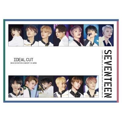 2018 SEVENTEEN CONCERT 'IDEAL CUT' IN JAPAN (Blu-ray+PHOTO BOOK)