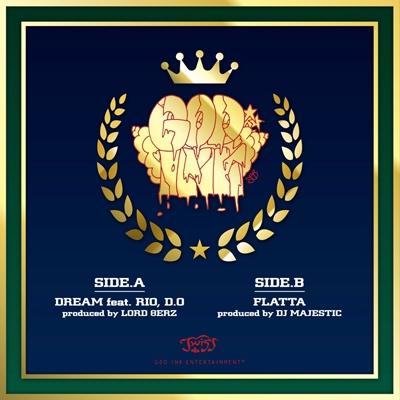 DREAM / FLATTA (7インチシングルレコード)