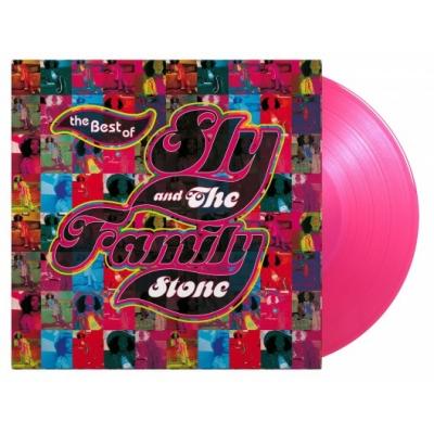 Best Of (カラーヴァイナル仕様/2枚組/180グラム重量盤レコード/Music On Vinyl)